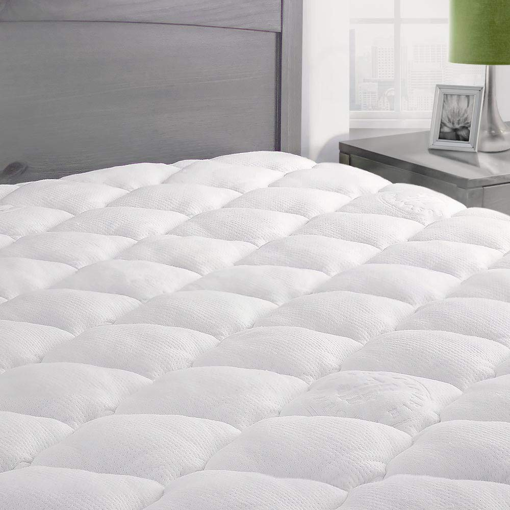 ExceptionalSheets-Rayon-from-Bamboo-Mattress-Pad-with-Fitted-Skirt