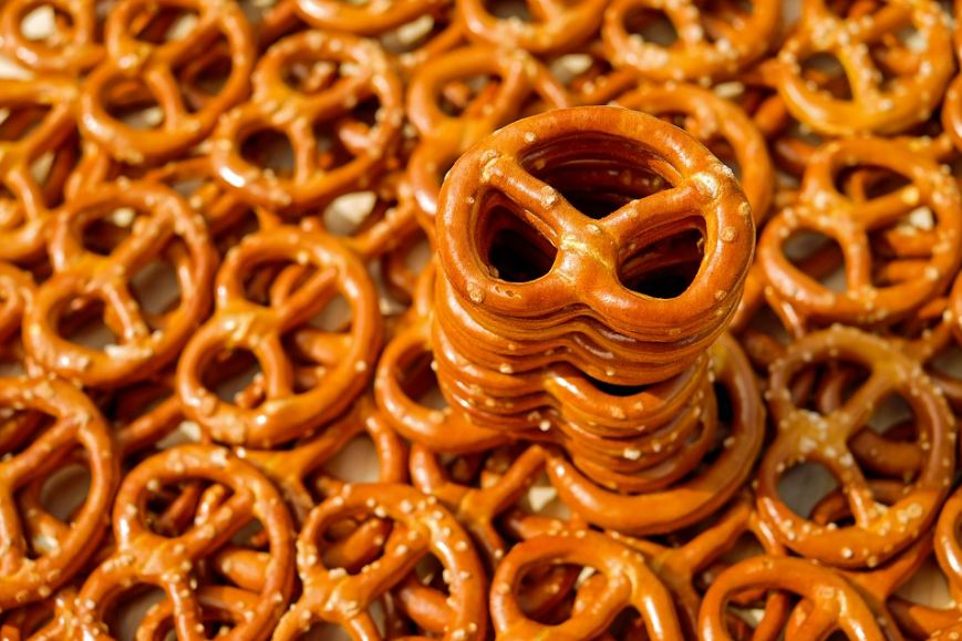 Some yummy looking pretzels